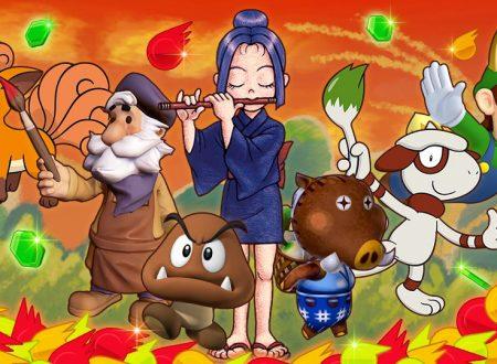 Super Smash Bros. Ultimate: svelato l'arrivo dell'evento degli spiriti: Festival di snack autunnale!