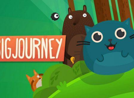 The Big Journey: uno sguardo in video al titolo dai Nintendo Switch europei