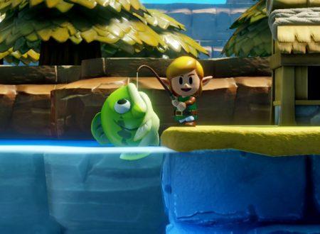 The Legend of Zelda: Link's Awakening: il director spiega tutto ciò che c'è da sapere sulla pesca nel titolo