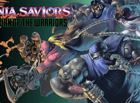 The Ninja Warriors: Once Again, uno sguardo in video al titolo dai Nintendo Switch europei