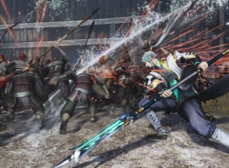 Warriors Orochi 4 Ultimate: svelati nuovi dettagli e screenshots su Yang Jian