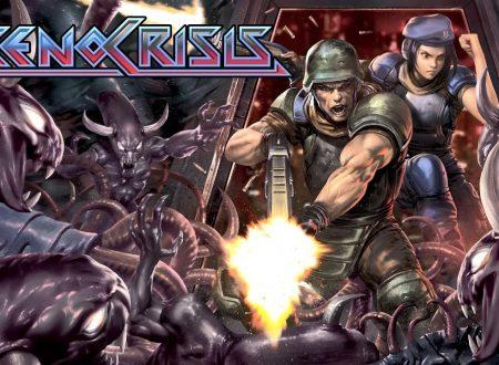 Xeno Crisis: il titolo è in arrivo il 28 ottobre sull'eShop di Nintendo Switch