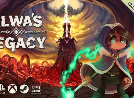 Alwa's Legacy: aperta la campagna Kickstarter per il sequel di Alwa's Awakening