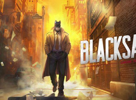 BLACKSAD: Under the Skin, i primi 23 minuti di video gameplay del titolo su Nintendo Switch