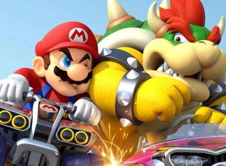 Bandai Namco ha contribuito allo sviluppo di Mario Kart Tour, Mario Kart 8 Deluxe e ARMS