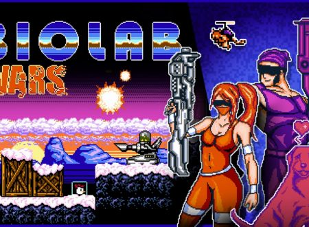 Biolab Wars: uno sguardo in video al titolo dai Nintendo Switch europei