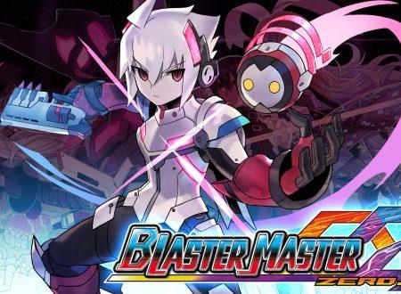 Blaster Master Zero 2: il DLC dedicato a Copen è in arrivo il 29 novembre su Nintendo Switch