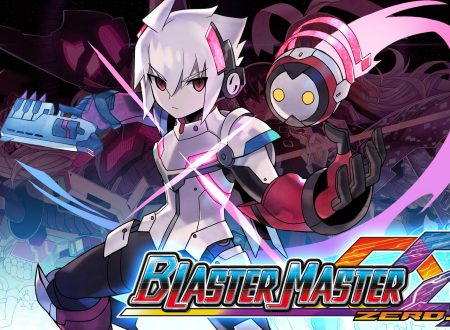 Blaster Master Zero 2: uno sguardo in video gameplay al DLC dedicato a Copen su Nintendo Switch