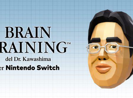 Brain Training del Dr. Kawashima: pubblicato un video gameplay off-screen sul titolo per Nintendo Switch