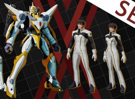 Daemon X Machina: annunciata una collaborazione con l'anime di Code Geass