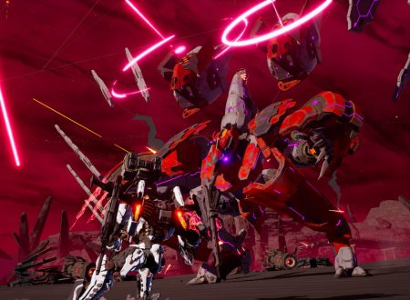 Daemon X Machina: il titolo aggiornato alla versione 1.2.0 sui Nintendo Switch europei