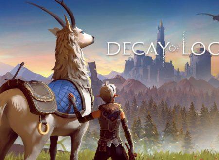 Decay of Logos: uno sguardo in video alla nuova versione dai Nintendo Switch europei
