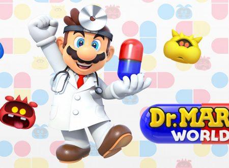 Dr. Mario World: il titolo mobile raggiunge i 9.2 milioni di download in tutto il mondo su Android e iOS