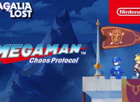 Dragalia Lost: pubblicato il trailer introduttivo della collaborazione con Mega Man