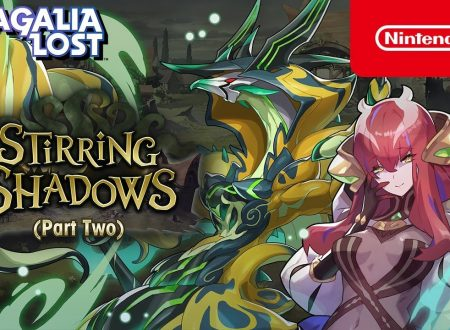 Dragalia Lost: svelato l'arrivo imminente del Summon Showcase: The Stirring Shadows (Part Two)
