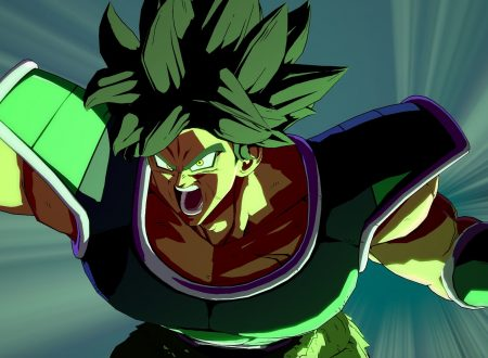 Dragon Ball FighterZ: Broly da Dragon Ball Super è in arrivo il 5 dicembre su Nintendo Switch