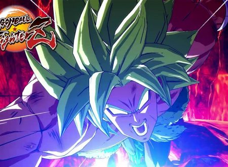 Dragon Ball FighterZ: pubblicato un trailer dedicato all'arrivo di Broly da Dragon Ball Super