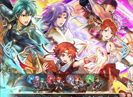 Fire Emblem Heroes: ora disponibili i nuovi eroi, Mercenari delle sabbie