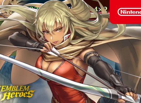 Fire Emblem Heroes: svelato l'arrivo dei nuovi eroi, Paladini della pace