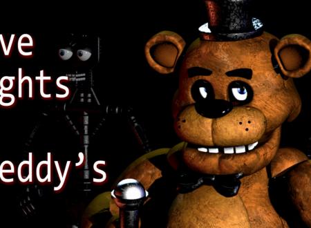 Five Nights at Freddy: la serie è in arrivo il 29 novembre sull'eShop di Nintendo Switch