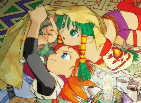 Grandia HD Collection aggiornata alla versione 1.00.52 sui Nintendo Switch europei