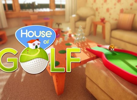 House of Golf: uno sguardo in video al titolo dai Nintendo Switch europei