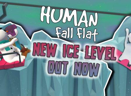 Human: Fall Flat, annunciato l'arrivo del livello Ice il prossimo 7 novembre