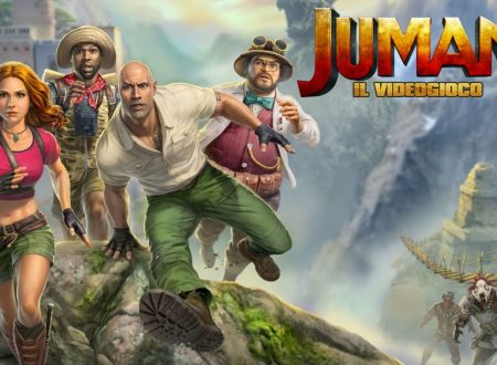 Jumanji: The Video Game, uno sguardo in video gameplay al titolo dai Nintendo Switch europei