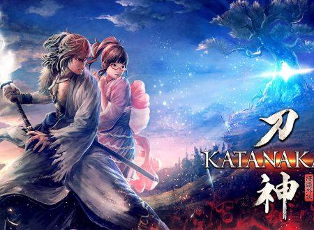 Katana Kami: A Way of the Samurai Story, il titolo è in arrivo il 20 febbraio 2020 sui Nintendo Switch giapponesi