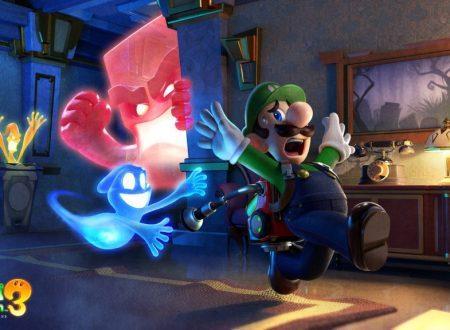 Luigi's Mansion 3: uno sguardo alle vendite giapponesi del titolo su Nintendo Switch