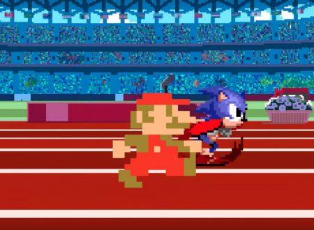 Mario & Sonic ai Giochi Olimpici di Tokyo 2020: pubblicato un nuovo commercial nipponico
