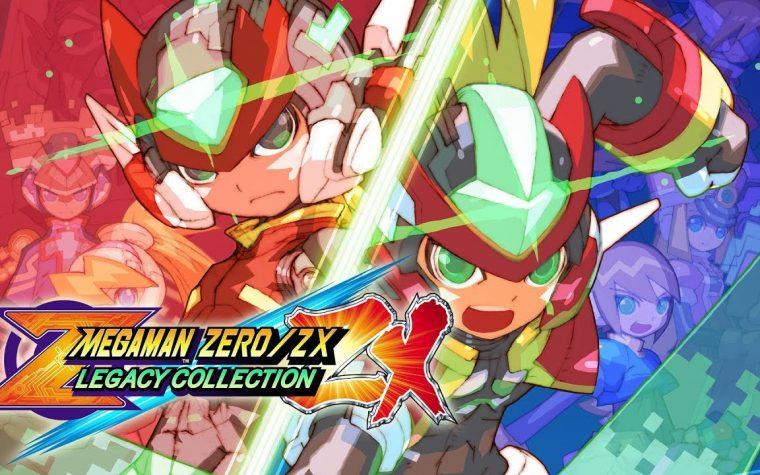 Mega Man Zero/ZX Legacy Collection: il titolo rinviato al 25 febbraio 2020 sui Nintendo Switch europei