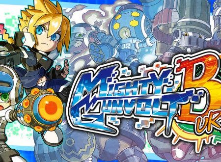 Mighty Gunvolt Burst: ora disponibile la versione 1.4.2 sui Nintendo Switch europei