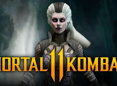 Mortal Kombat 11: pubblicati una serie di video gameplay dedicati a Sindel
