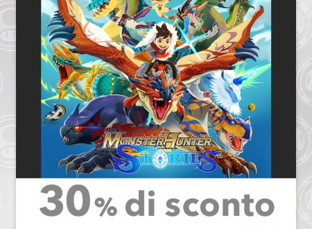 My Nintendo: nuovi sconti per Monster Hunter Stories e temi per Nintendo 3DS nello store europeo
