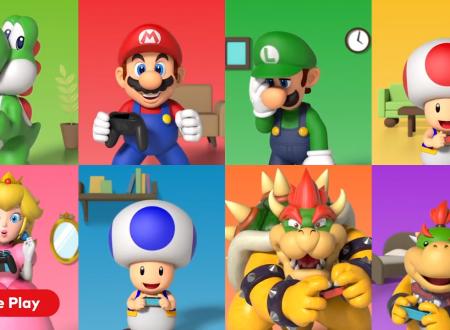 Nuova manutenzione per i servizi di rete e il gioco online su Nintendo Switch il 20 e 21 novembre