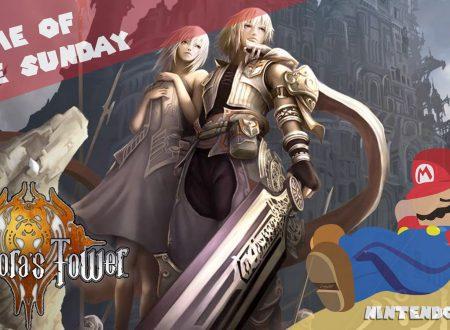 Game of the Sunday – Il gioco della domenica: Pandora's Tower, Elena, Aeron e la maledizione dei magister