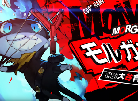 Persona 5 Scramble: The Phantom Strikers, pubblicato un trailer giapponese su Morgana