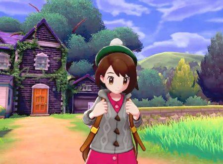Pokèmon Spada e Scudo: uno sguardo alle vendite giapponesi del titolo su Nintendo Switch