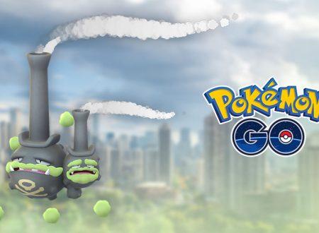 Pokémon GO: Weezing di Galar è in arrivo nei raid di livello quattro da Pokémon Spada e Scudo
