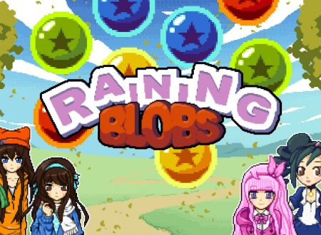 Raining Blobs: uno sguardo in video al titolo dai Nintendo Switch europei