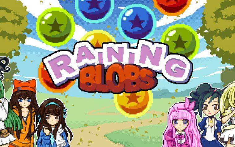 Raining Blobs: uno sguardo in video al titolo dai Nintendo Switch europei