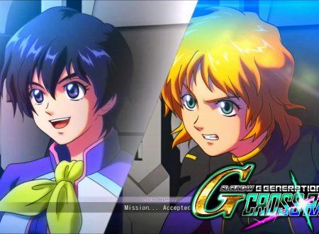 SD Gundam G Generation Cross Rays: uno sguardo in video alla demo dai Nintendo Switch giapponesi