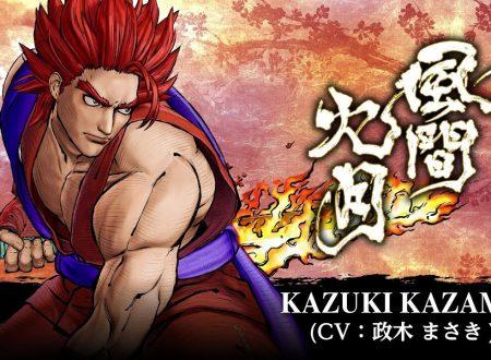 Samurai Shodown: pubblicato un nuovo trailer dedicato al DLC di Kazuki