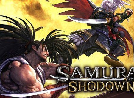 Samurai Shodown: pubblicato un video gameplay di 12 minuti dedicato al titolo