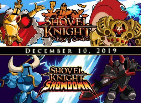 Shovel Knight Showdown, il titolo è in arrivo il 10 dicembre sull'eShop di Nintendo Switch