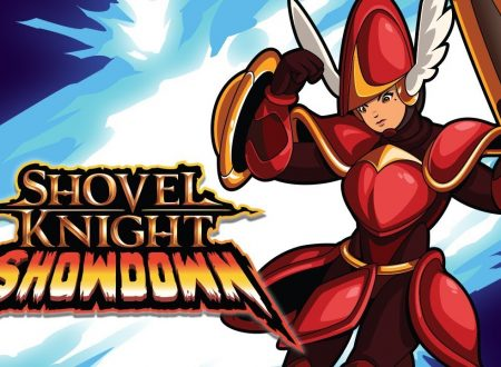 Shovel Knight Showdown, pubblicato character trailer dedicato a Shield Knight