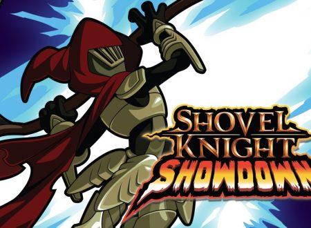 Shovel Knight Showdown, pubblicato character trailer dedicato a Specter Knight