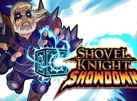 Shovel Knight Showdown, pubblicato un nuovo trailer dedicato a Baz