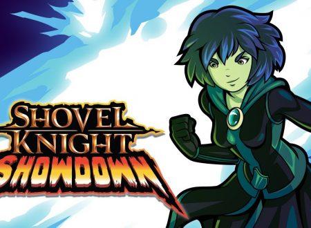 Shovel Knight Showdown, pubblicato un nuovo trailer dedicato a Mona